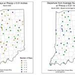 Indiana precipitation