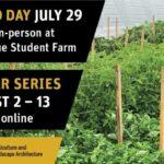 Small farm field day banner